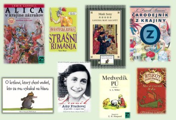 Sto najlepších detských kníh všetkých čias