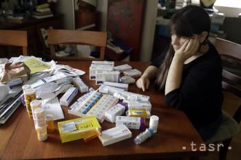 SLeK: Tableta protizápalového lieku môže znečistiť 500.000 litrov vody