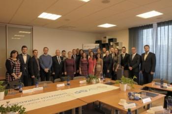 Slovenská komora daňových poradcov oceňovala záverečné práce študentov