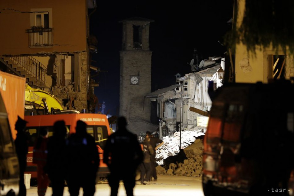 Medzi 267 obeťami talianskeho zemetrasenia sú najmenej traja Briti