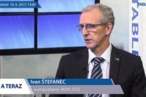 I.ŠTEFANEC: S jadrom Európy sa čaká na francúzske a nemecké voľby