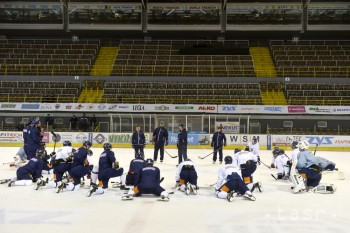 Hokej: Slovenská 17-ka sa predstaví na turnaji v nemeckom Füssene