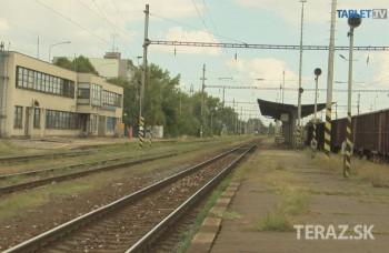 Unikátny vlakový videoprojekt: Bratislava Ústredná nákladná stanica