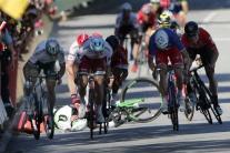 Sagana vylúčili z Tour de France. Toto VIDEO dokazuje jeho nevinu
