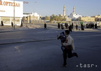 Na ostrove Sitra došlo k zrážkam polície s demonštrantmi