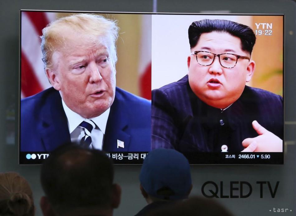 Kim chce stretnutie s Trumpom a denuklearizáciu, tvrdí Mun