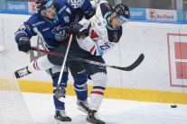 HC Slovan Bratislava verzus HK Poprad
