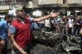 Pri samovraždenom útoku v Bagdade zahynulo najmenej 11 ľudí