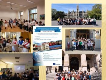 Erasmus+ projekt na gymnáziu Grösslingová