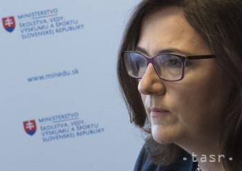 M. Lubyová: Kvalitu komisií a prác si musia ustrážiť samotné školy