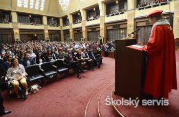 Univerzita Komenského dnes oficiálne otvorila nový akademický rok