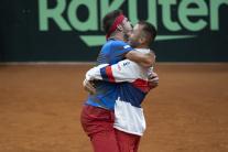 Kvalifikačný zápas na finálový turnaj Davis Cupu