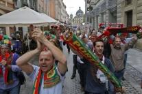 Fanúšikovia Portugalska