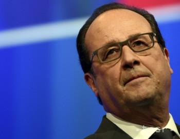 Hollande: Francúzsko podporí líbyjskú vládu v boji proti militantom