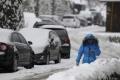 V južných Čechách úraduje snehová kalamita