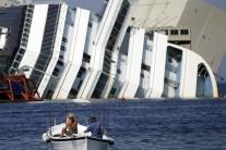 Odstraňovanie vraku výletnej lode Costa Concordia