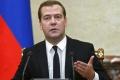 Ukrajina protestuje proti návšteve ruského premiéra na svojom Kryme