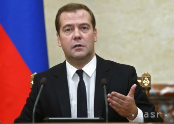 Medzi Ruskom a Západom je nová studený vojna, vyhlásil ruský premiér
