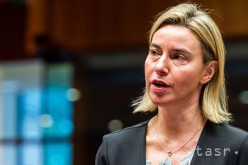 Šéfka európskej diplomacie plánuje navštíviť Irán