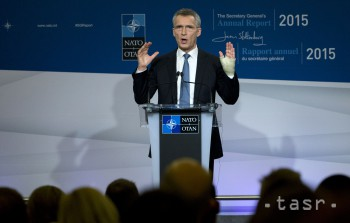 Rusko destabilizuje európsku bezpečnosť, vyhlásil šéf NATO