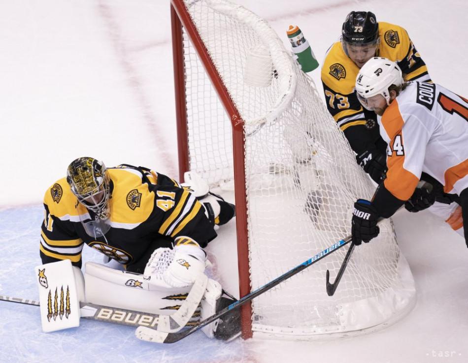 NHL: Couturier bude Philadelphii chýbať minimálne dva týždne