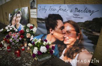 Za slušné Slovensko organizuje spomienku 3 roky bez Jána a Martiny