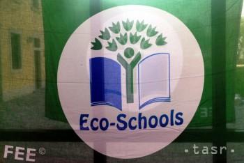 Titulom Zelená škola sa môže na Slovensku chváliť už 118 škôl