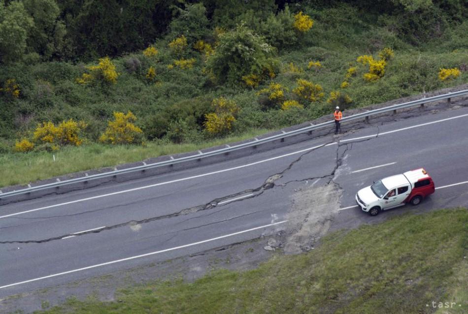 Šalamúnove ostrovy postihlo zemetrasenie s magnitúdou 7,7