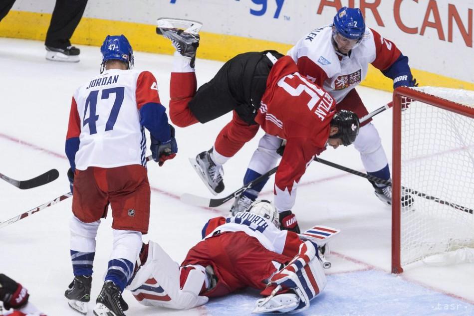 0b23fbbf67281 ZOH: Hokejisti ČR zdolali Kanadu po samostatných nájazdoch