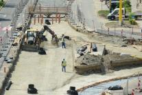 Rekonštrukcia električkovej trate v Košiciach