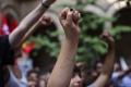 Prostitútky v Berlíne protestovali proti epidemiologickým obmedzeniam