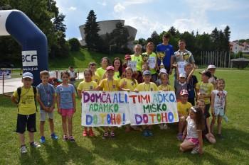 Finále 11. ročníka Žiackej chodeckej ligy uzatvorilo plejádu súťaže