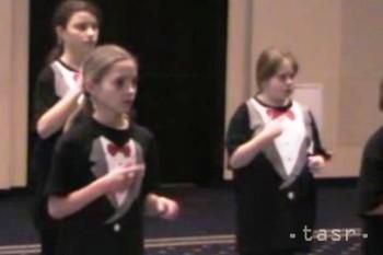 Popradské lekárske dni obohatilo tiché spievanie nepočujúcich detí