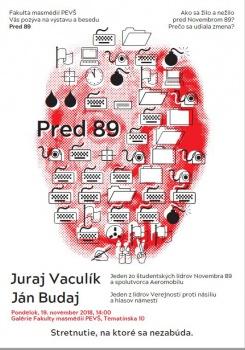 Beseda o cenzúre, ideológii a slobode slova k Novembru 89