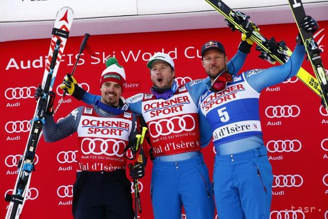 Na svetovom poháre v lyžovaní opäť vedie Nór, Žampa v sobotu 58.