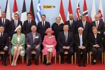 75. výročie vylodenia v Normandii