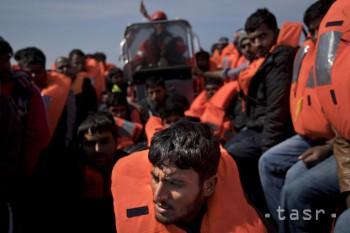V Stredozemnom mori zachránili 500 migrantov