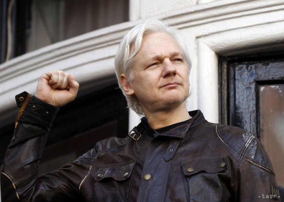 037ba6c9ea360 Assangea odsúdili na 50 týždňov väzenia za porušenie podmienok kaucie