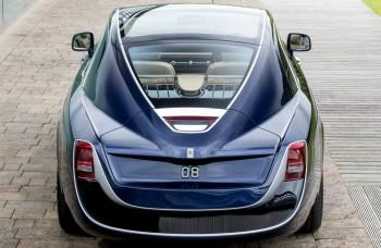 Zoznámte sa, Sweptail. Najdrahší a najkrajší Rolls Royce v histórii