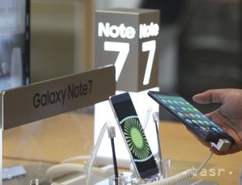Samsung opäť začne predávať vynovenú verziu telefónu Galaxy Note 7