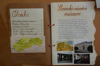Literárna exkurzia v Martine