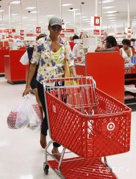 Rast spotrebiteľských výdavkov v USA sa v júli spomalil