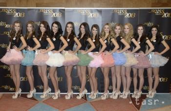 Novinári vybrali Miss Press 2013: Je aj podľa vás najkrajšia?