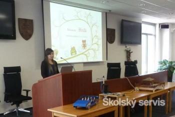 Najlepší podnikateľský zámer TSK je z OA Prievidza