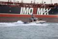 Hormuzským prielivom prešlo od zadržania tankera prvé britské plavidlo