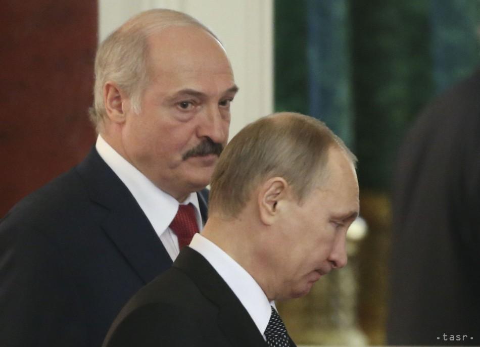 804cc6cda88 Bielorusko varovalo Moskvu ohľadom sporov v oblasti energetiky