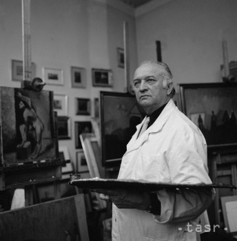 Pred 110 rokmi sa narodil maliar Ján Želibský