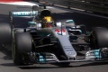 Hamilton s pole position na VC Európy v Baku, prekonal Sennu