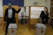1.kolo prezidentských volieb