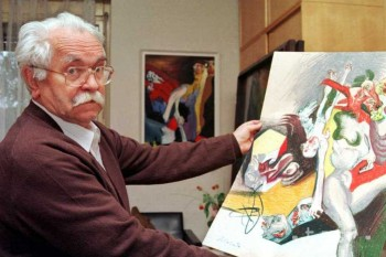 Od úmrtia maliara a grafika Vincenta Hložníka uplynie 15 rokov